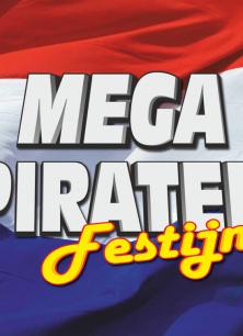 Mega Piraten Festijn - Nijmegen