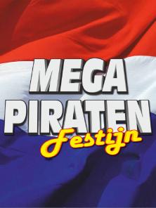 Mega Piraten Festijn - Barneveld