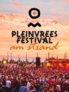 Pleinvrees Festival am Strand