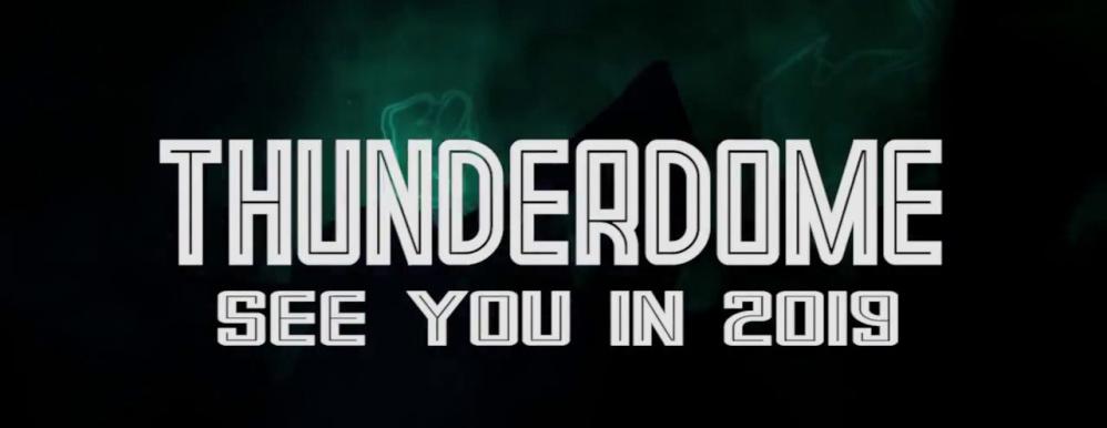 BAM! Check hier de Thunderdome 2019 trailer!