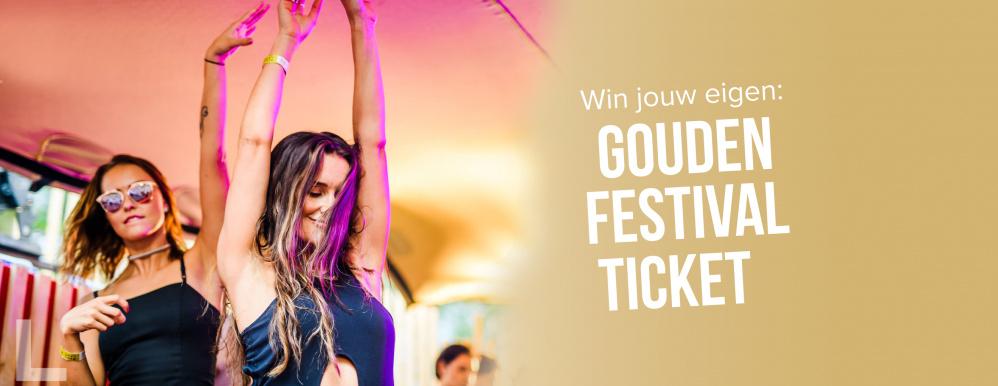 Gratis naar Loveland met het Gouden Festival Ticket