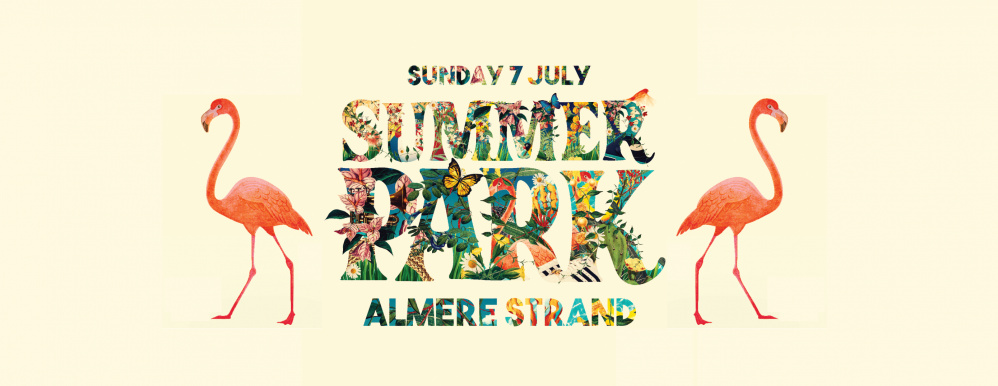 Check out de veelzijdige line-up van Summerpark Festival