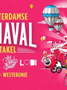 Het Amsterdamse Carnaval Spektakel!