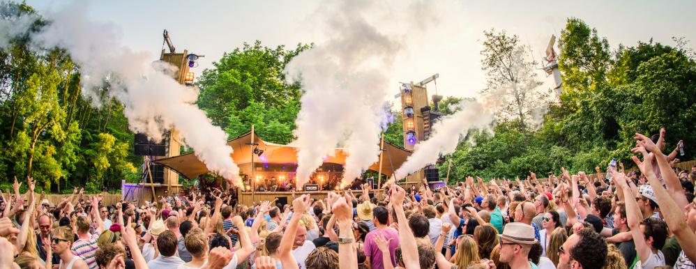 909 Festival dit jaar nog intiemer