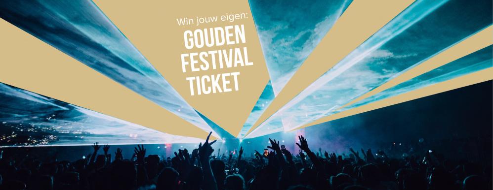Verknipt doet mee aan het Gouden Festival Ticket