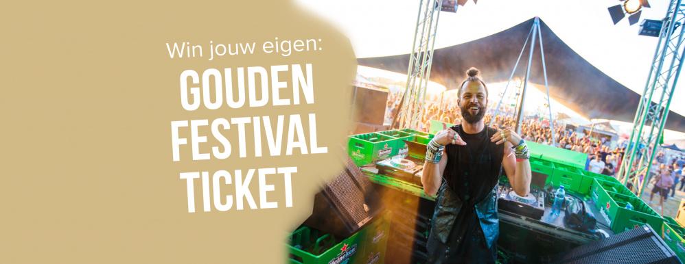 City of Dance doet mee aan het Gouden Festival Ticket
