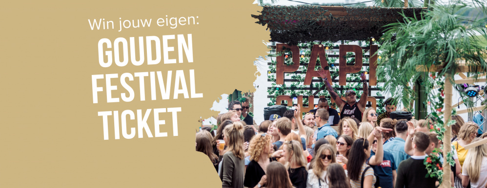 Gratis naar Op Dreef en 30 andere festivals