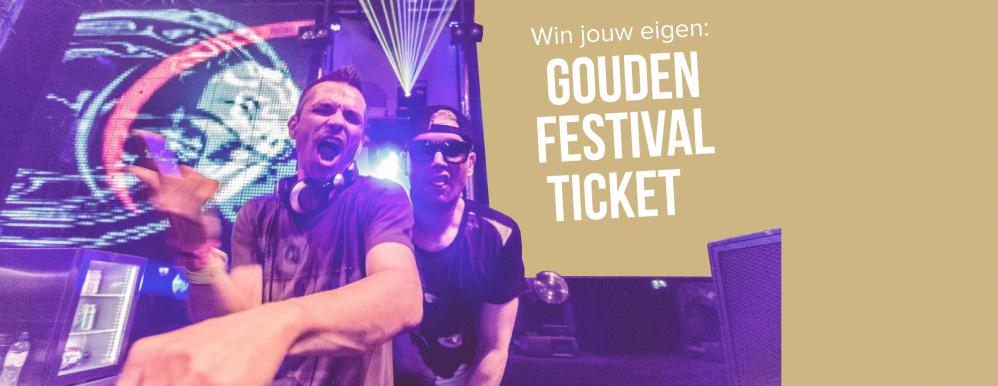 WIN: gouden tickets voor Boulevard Outdoor