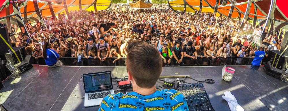 Strengere geluidsregels voor Amsterdamse festivals