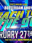 Back 2 the 90's - Ahoy 2022