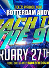 Back 2 the 90's - Ahoy 2021