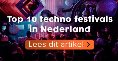 techno festivals nederland