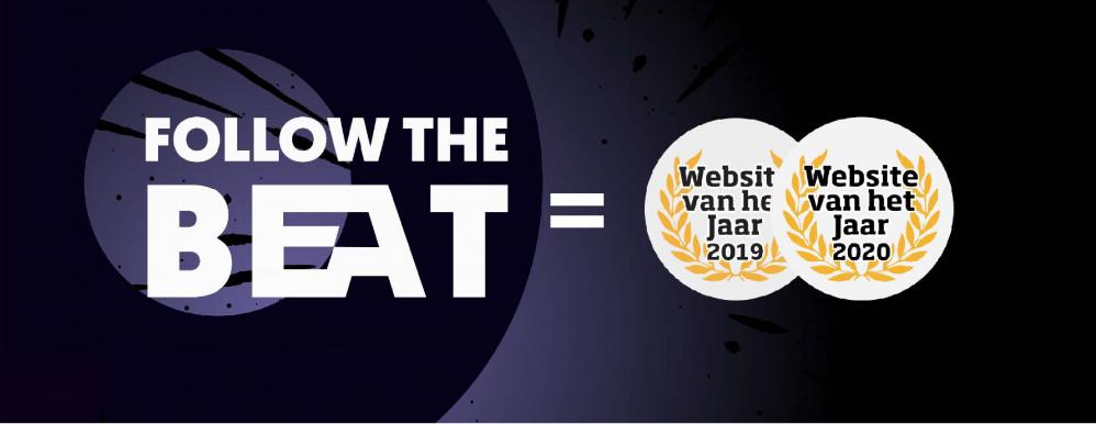 Yes, weer uitgeroepen tot beste event website van NL!