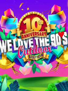 We Love the 90's Festival